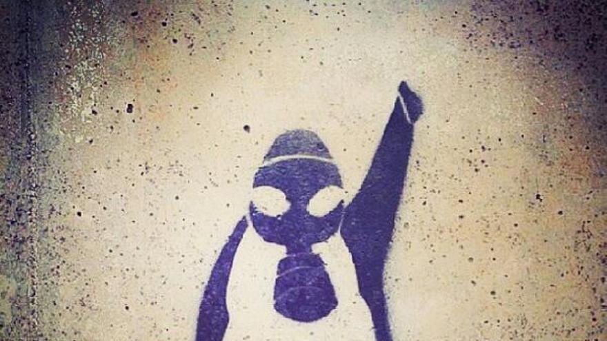 Poder pingüino