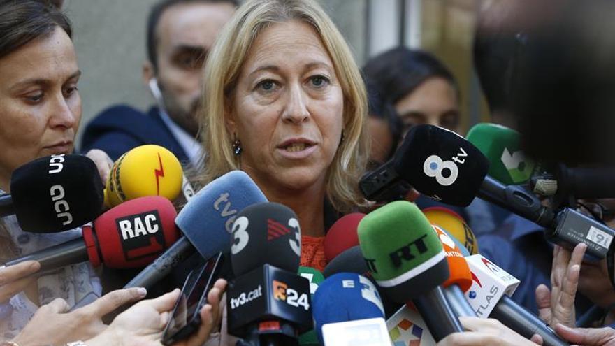 """Munté afirma que es """"kafkiano y triste"""" que Homs tenga que declarar por el 9N"""