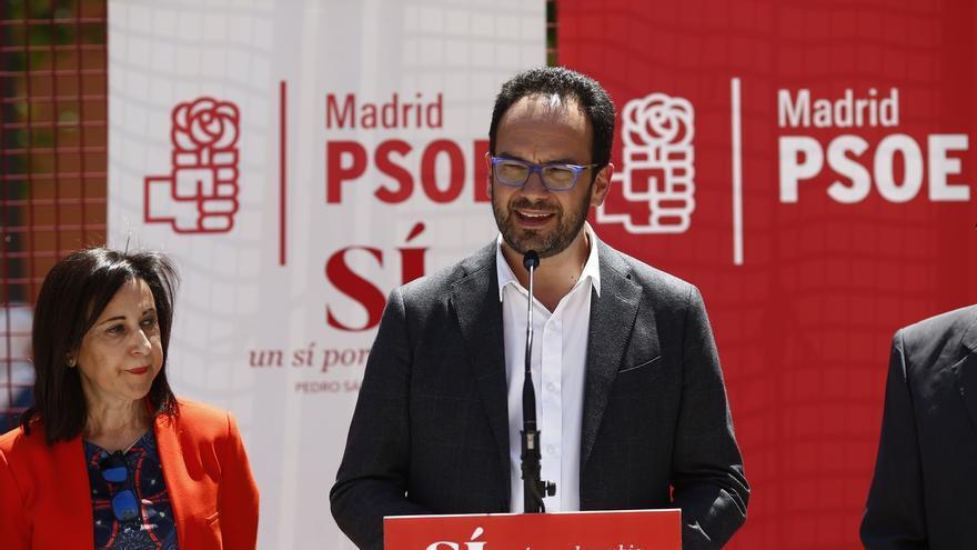 El PSOE premia a Margarita Robles y Patxi López con las Presidencias de Justicia y Sanidad en el Congreso