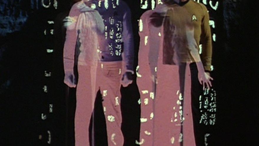 Intercambio de cuerpos en uno de los capítulos de 'Star Trek'
