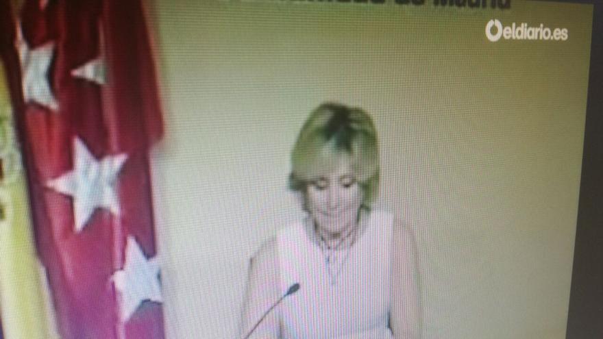Las tres dimisiones de Aguirre