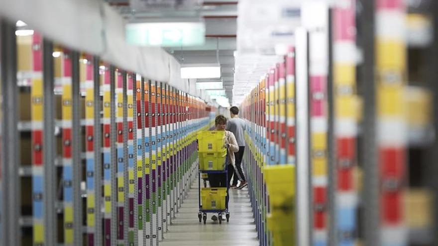 Amazon instalará en Barcelona su sexto centro logístico, con 650 empleados