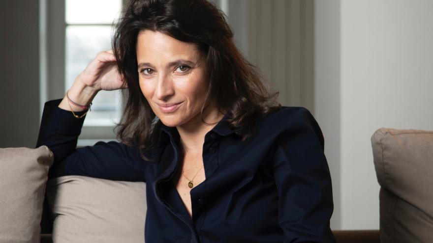 Nina Bouraoui. Foto: © Patrice Normand.