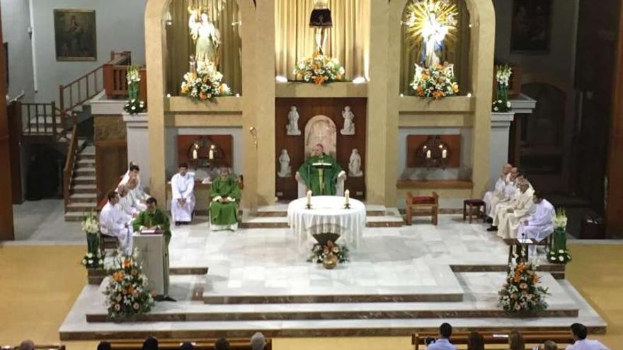 La misa se oficiará en la parroquia de Santa Bárbara de Casinos