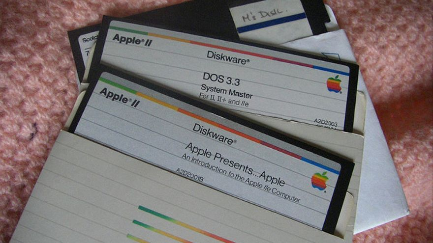 En el glosario del manual del Apple IIe, alguien dejó patente su sentido del humor 'geek'