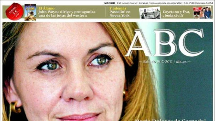 De las portadas del día (19/02/11) #6