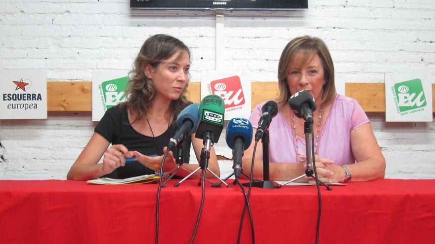 """EUPV, dispuesta a pactar con Podemos y otras fuerzas de izquierda para """"tirar a la derecha de las instituciones"""""""