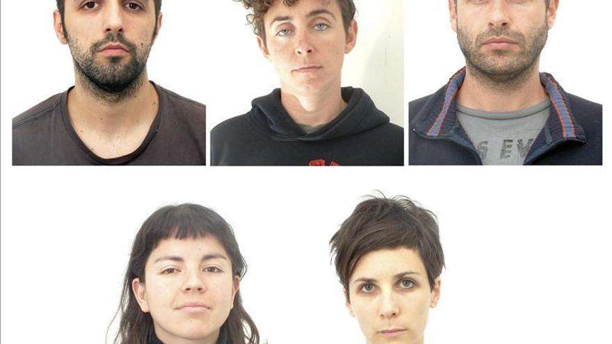 Interrogan mañana a los 5 detenidos por artefacto en la basílica del Pilar