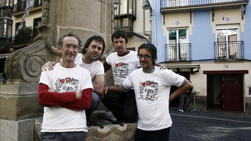 La Audiencia Nacional juzga mañana a 4 acusados de lanzar tartas a Barcina