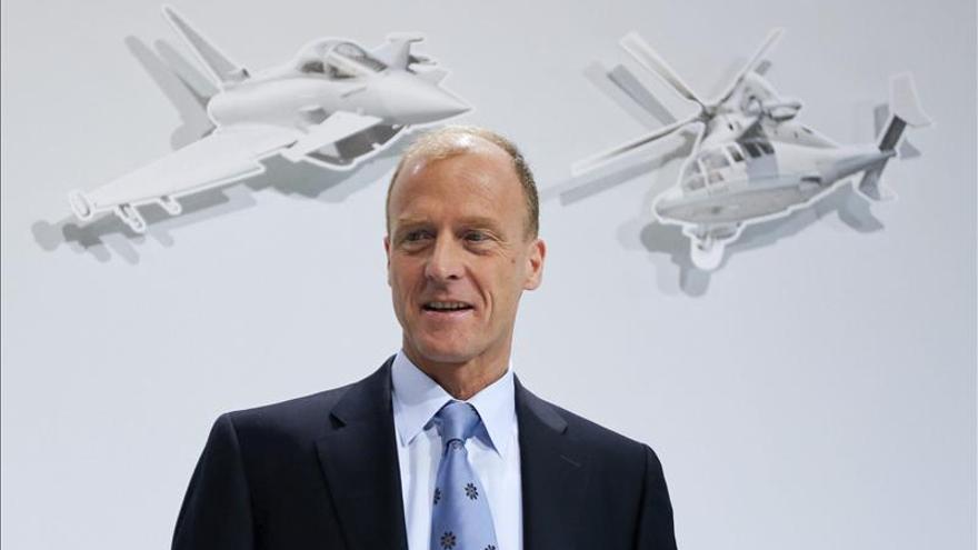 EADS espera recibir encargos para más de 1.200 aviones Airbus en 2013