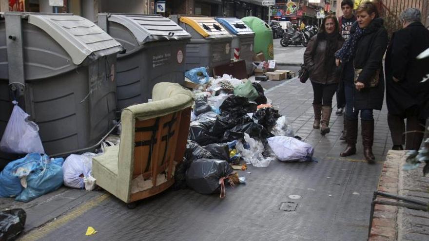 Alicante exigirá a adjudicataria de basuras 225.000 euros que costó la huelga