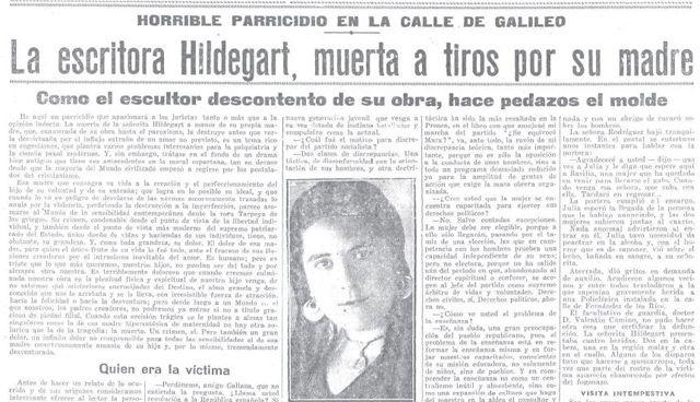 En prensa | http://www.miguelgarciavega.com/hildegart-la-hija-imperfecta/
