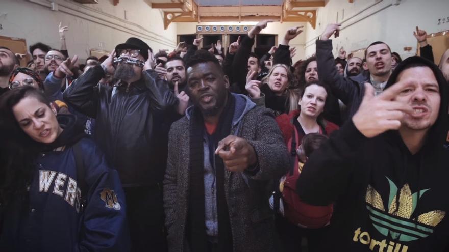"""Vox pide a la alcaldesa de Toledo que """"no permita"""" que Frank-T actúe en la ciudad por ser autor de la canción 'Los borbones son unos ladrones'"""