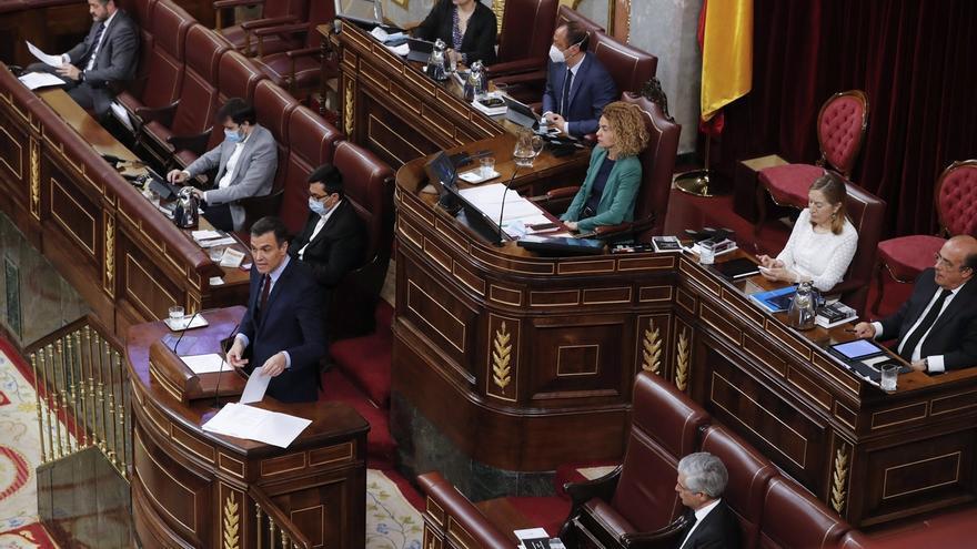 Sánchez hablará con Ciudadanos y con Bildu para aprobar la sexta prórroga del estado de alarma