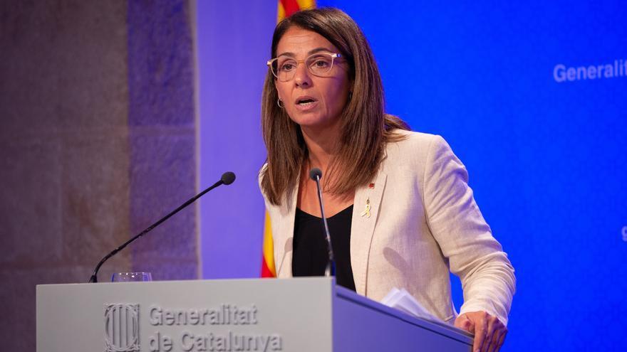 """El Govern dice que """"no habrá estabilidad"""" en el Estado sin resolver el conflicto catalán"""