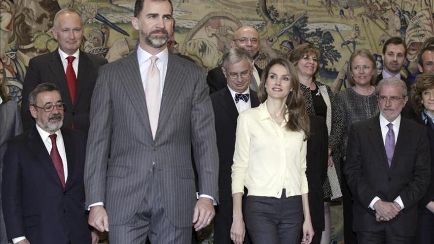 El Príncipe viaja mañana a Ecuador y se entrevistará por la tarde con Correa