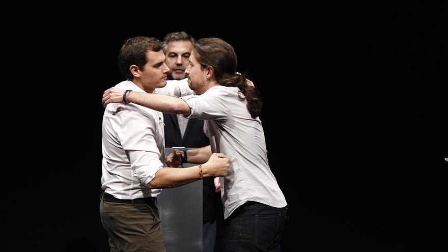 Iglesias y Rivera aceptan un nuevo debate en la Carlos III, pero sólo si también acuden Rajoy y Sánchez