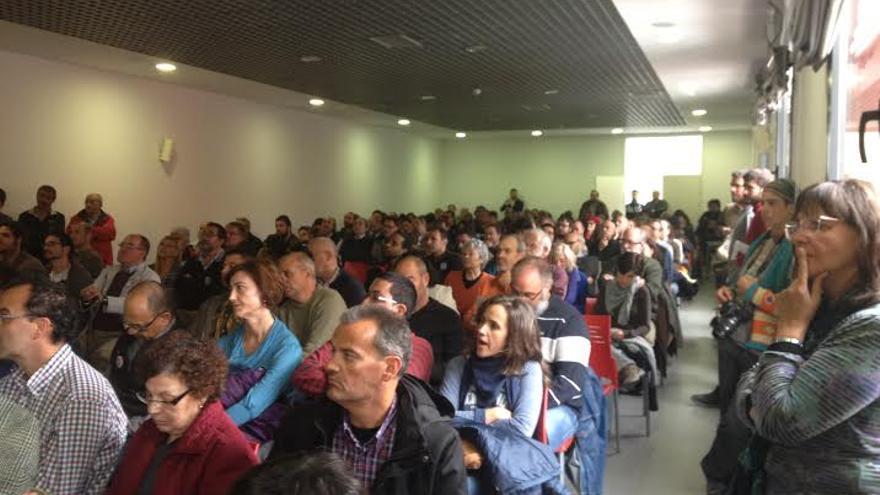 Asamblea fundacional de Ganemos Castilla-La Mancha / Foto: Javier Robla