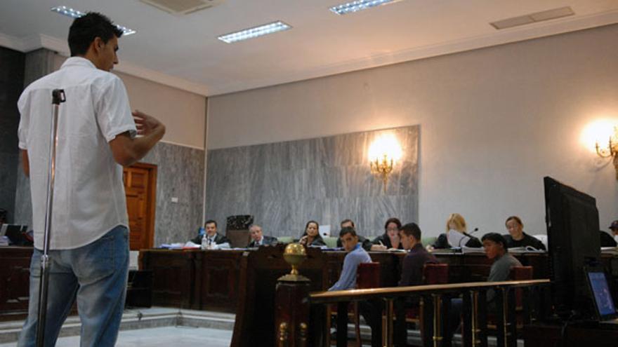 De la tercera jornada de juicio #3