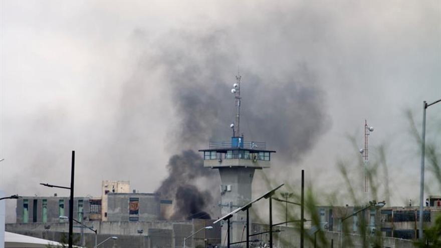 Sube a 17 la cifra de muertos por disturbios en cárcel mexicana de Nuevo León