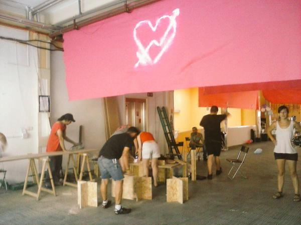 Trabajando en el nuevo Patio |@patiomaravillas