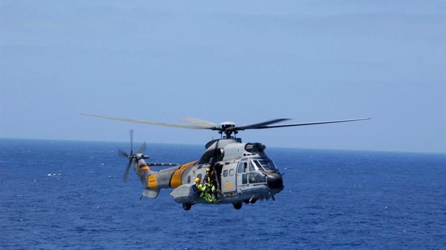 Helicóptero Super Puma