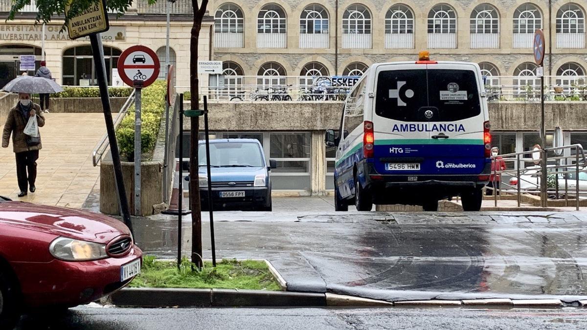 Sede de Santiago del Hospital Universitario de Álava