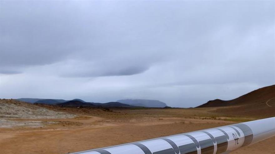 Viajar a 1.200 km/h será posible en 2021 gracias a la cápsula de Hyperloop