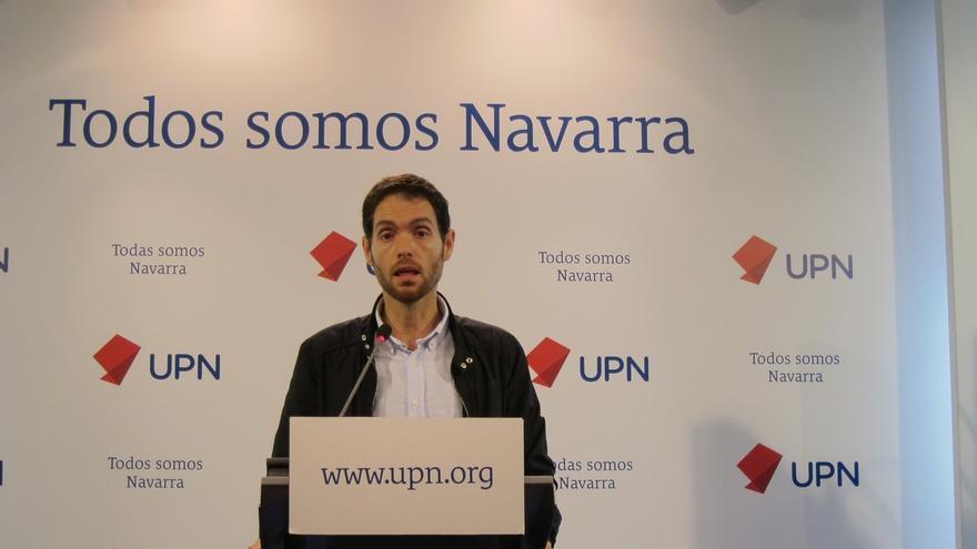 """UPN considera un """"fracaso rotundo"""" la gestión sanitaria del Gobierno de Navarra"""