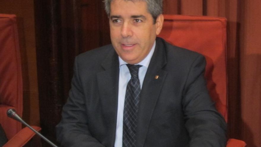 """Homs critica al PP por ofrecer un """"relato apocalíptico"""" de la sociedad catalana"""