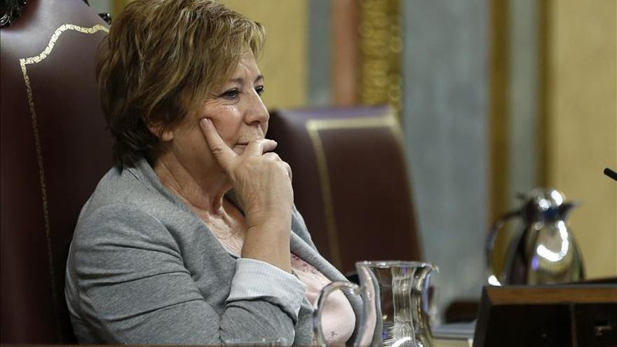 """Villalobos subraya que el """"gran logro"""" de Rajoy es la salida de la crisis"""