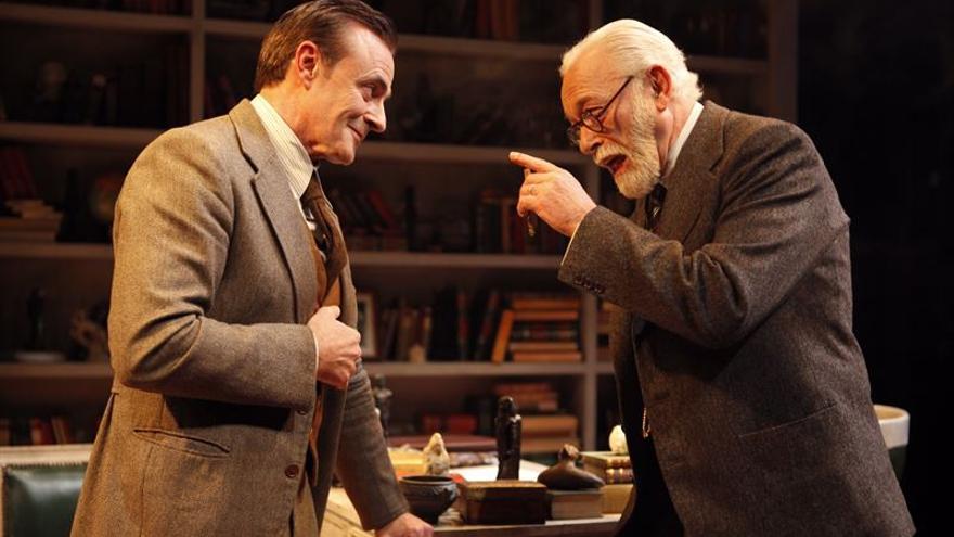 'La sesión final de Freud' llega a Santander después de su estreno triunfal en Nueva York.