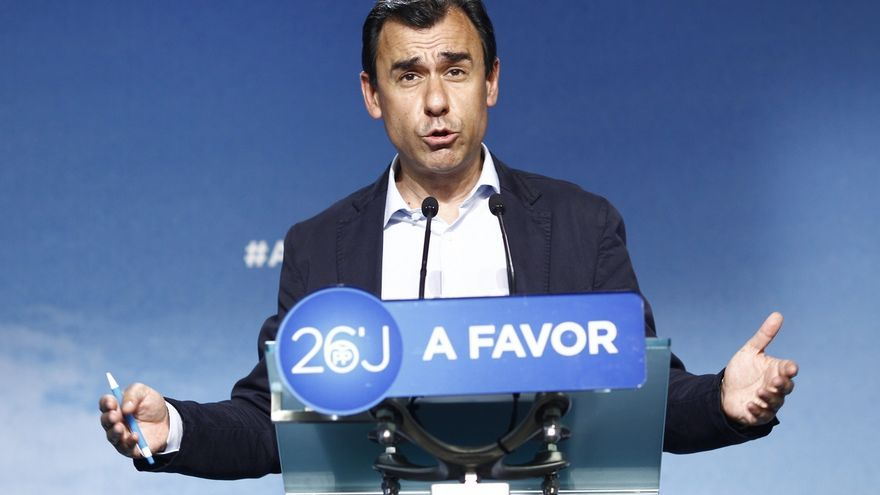 Maillo insta a C's a votar sí a Rajoy para impedir que sea el PSOE quien pacte con Podemos e independentistas