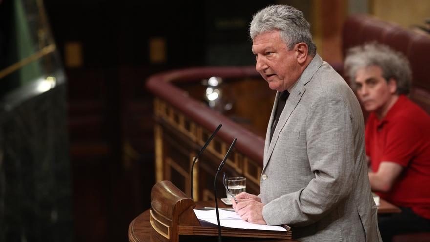 """Pedro Quevedo (NC) justifica su abstención en el techo de gasto para """"aprovechar la debilidad del PP"""""""