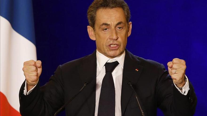 Sarkozy dice que, tras la presidencia de la UMP, hay que unir todo el partido