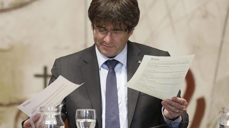 Puigdemont a La Vanguardia: No aceptaré una suspensión de mis atribuciones