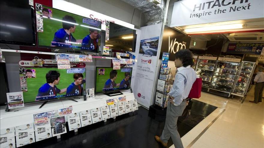 Hitachi gana en 2012 unos 1.300 millones de euros, el 49,5 por ciento menos interanual