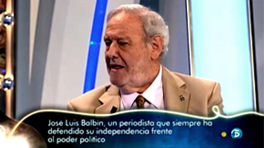 """""""Show de impacto en 'El Gran Debate' con los vasos de Carmona y la vuelta de Balbín"""""""