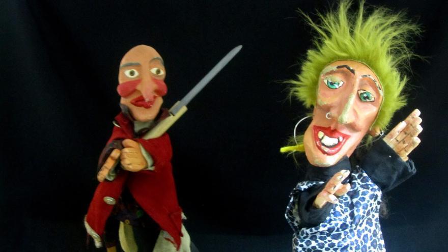 'La Bruja y Don Cristobal', de la compañía Títeres Desde Abajo