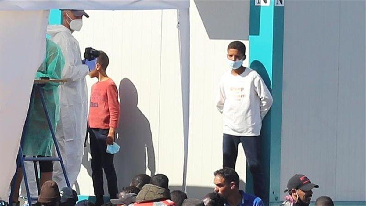 Menores migrantes en Gran Canaria