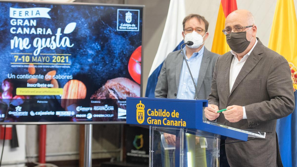 El programa arrancará el viernes con dos exhibiciones gastronómicas con el producto local como protagonista a cargo de los chefs Lolo Román y Juan Ramón Calvo