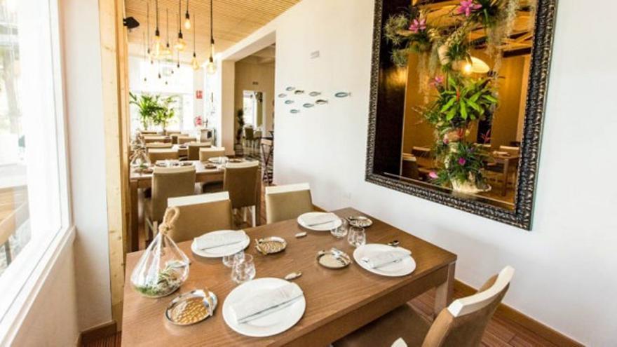 Restaurante Haydée, en el municipio de La Orotava