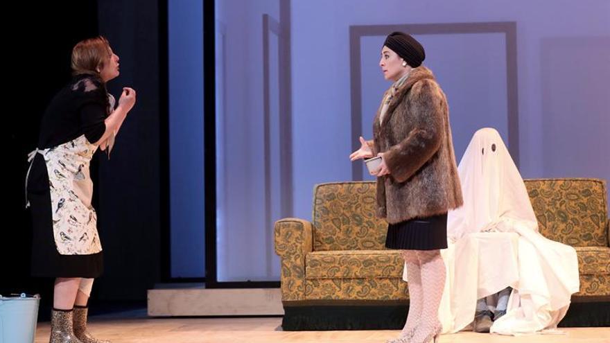 """Alfredo Sanzol estrena """"La valentía"""", una comedia que se venga del progreso"""