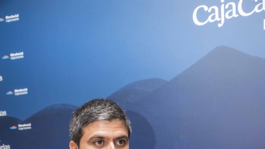 Nicolás Castellano, periodista y escritor natural de Gran Canaria