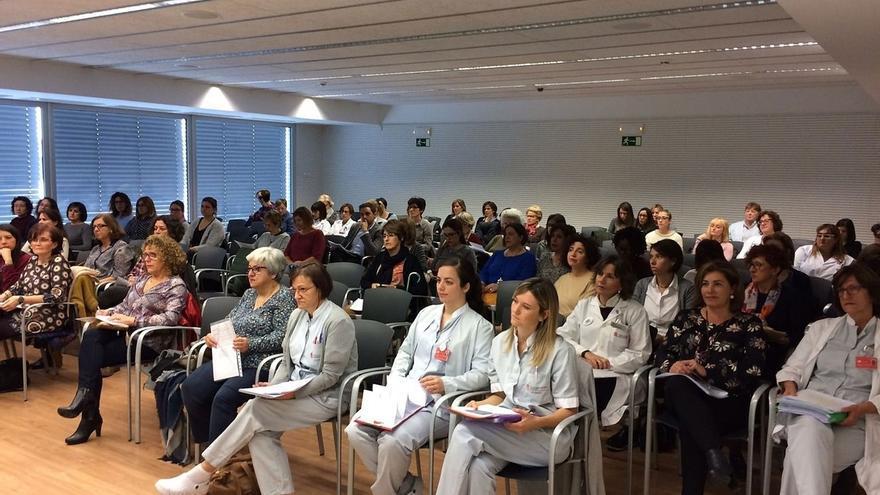 Más de 80 profesionales de Enfermería analizan métodos de prevención de infecciones vinculadas a la asistencia sanitaria