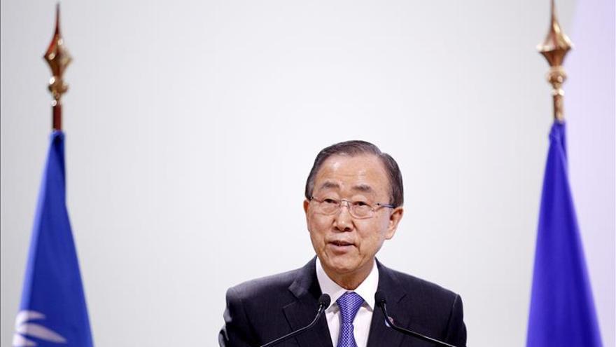ONU: Solución política es la mejor manera de acabar con crisis humanitarias