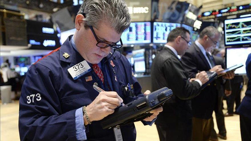 Wall Street abre al alza y el Dow Jones avanza un 0,08 por ciento