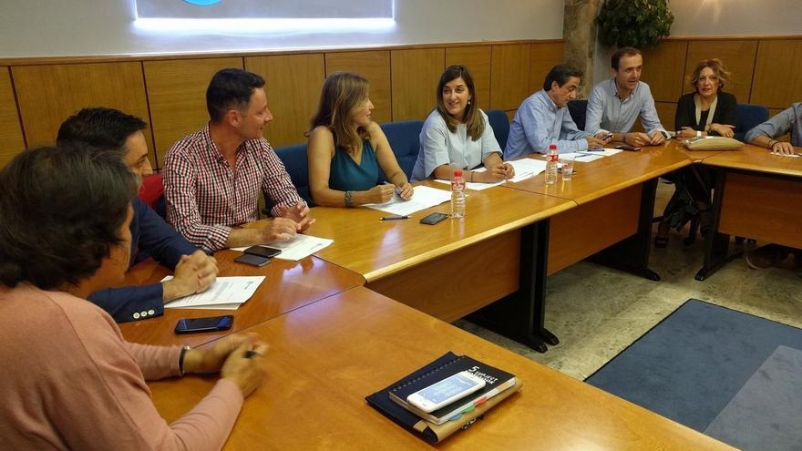 PP constituye comisiones gestoras en Piélagos, Limpias y Ribamontán al Mar