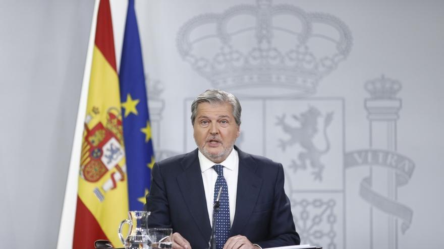 Méndez de Vigo emplaza a Colau a tomar nota de lo que lleva diciendo la UE desde el 2004 sobre Cataluña