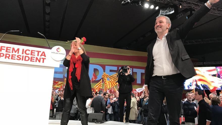 """Granados, Marín y Collboni señalan a Iceta como """"única solución"""" para reconciliar"""